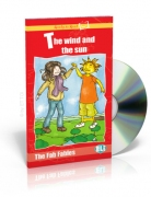 The Wind and the Sun + CD audio