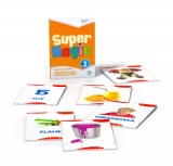 Super Magic 1 - Flashcards