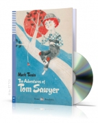 The Adventures of Tom Sawyer + CD audio