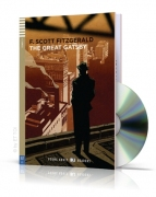 The Great Gatsby + CD audio