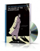 The Hound of the Baskervilles + CD audio