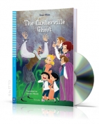 The Canterville ghost + CD audio