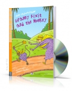 Granny Fixit and the Monkey + CD audio