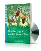 Uncle Jack and the Bakonzi Tree + CD audio