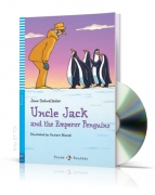 Uncle Jack and the Emperor Penguins + CD audio