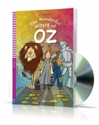 The Wonderful Wizard of Oz + CD audio