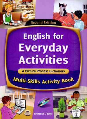 English for Everyday Activities Multi-Skills Activity Book + CD Audio
