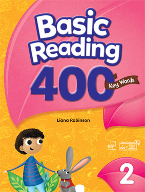 Basic Reading 400 Key Words 2 + CD-ROM + MP3
