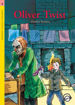 Oliver Twist + MP3 CD
