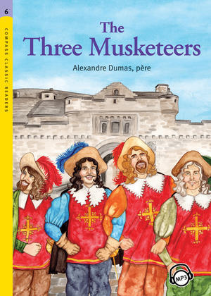 The Three Musketeers + MP3 CD