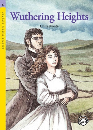 Wuthering Heights + MP3 CD