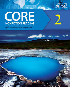 Core Nonfiction Reading 2 + Workbook