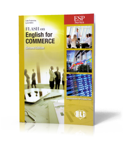 Flash on English for Commerce + mp3