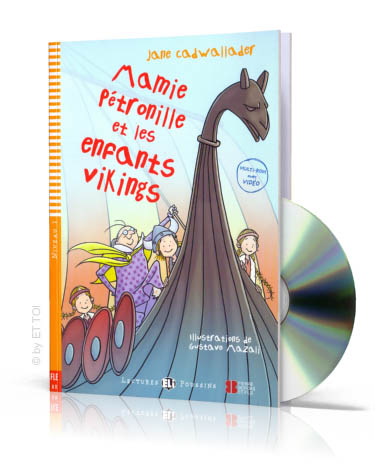 Mamie Petronille et les enfants Vikings + Video MultiROM