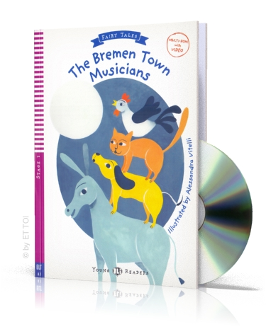 The Bremen Town Musicians + Video MultiROM