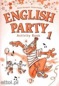 English Party 1 Activity Book