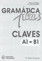 Gramática Plus Claves A1, A2, B1