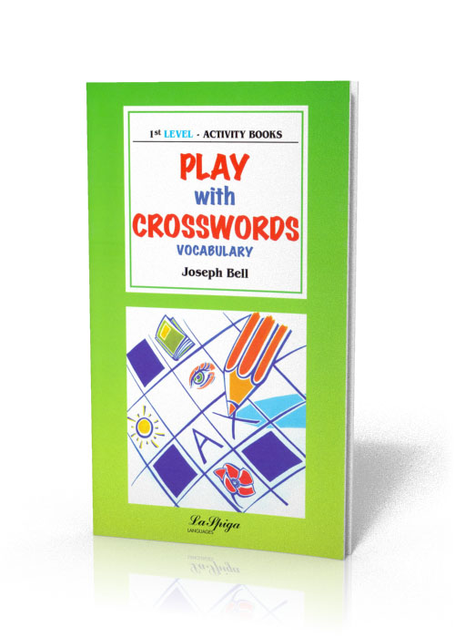 Play with crosswords - vocabulary - 1st level