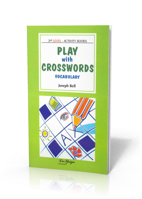 Play with crosswords - vocabulary - 3rd level