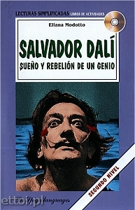 Salvador Dalí + CD audio