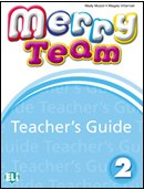 Merry Team 2 Teacher's Guide + Class CD audio