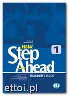 New Step Ahead 1 - Teacher's Book + Class CD
