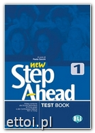 New Step Ahead 1 - Test Book + Audio CD