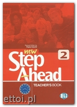 New Step Ahead 2 - Teacher's Book + Class CD