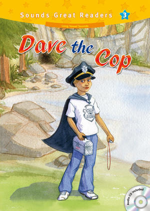 Dave the Cop + CD audio
