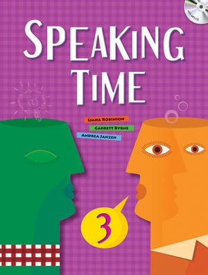 Speaking Time 3 + MP3 CD