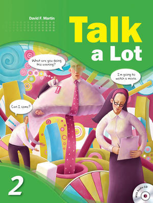Talk a Lot 2 + Audio CD