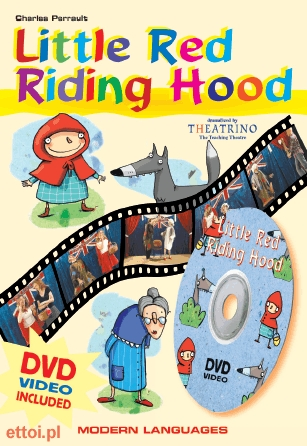 Little Red Riding Hood + DVD Video