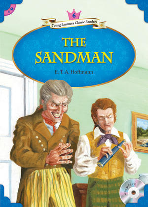 The Sandman + MP3 CD