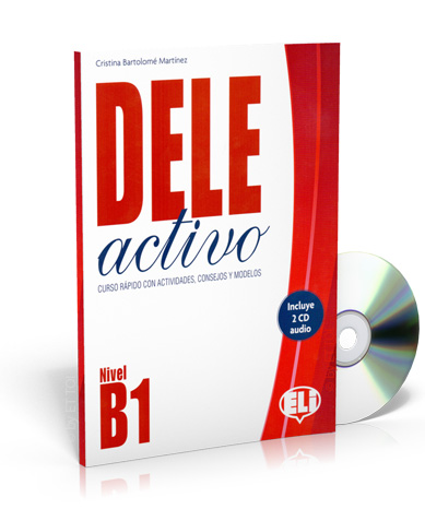 DELE Activo B1 + 2 CD audio