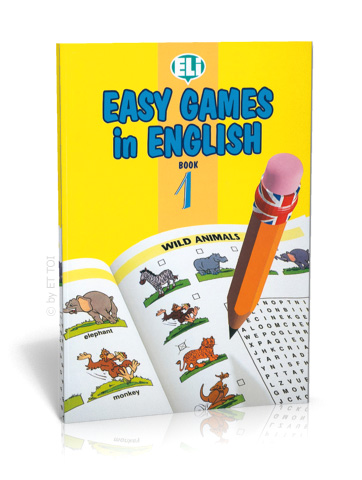 Easy Games in English - Book 1