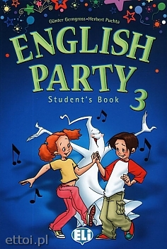 English Party 3 Student's Book