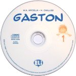 Gaston 1 CD audio