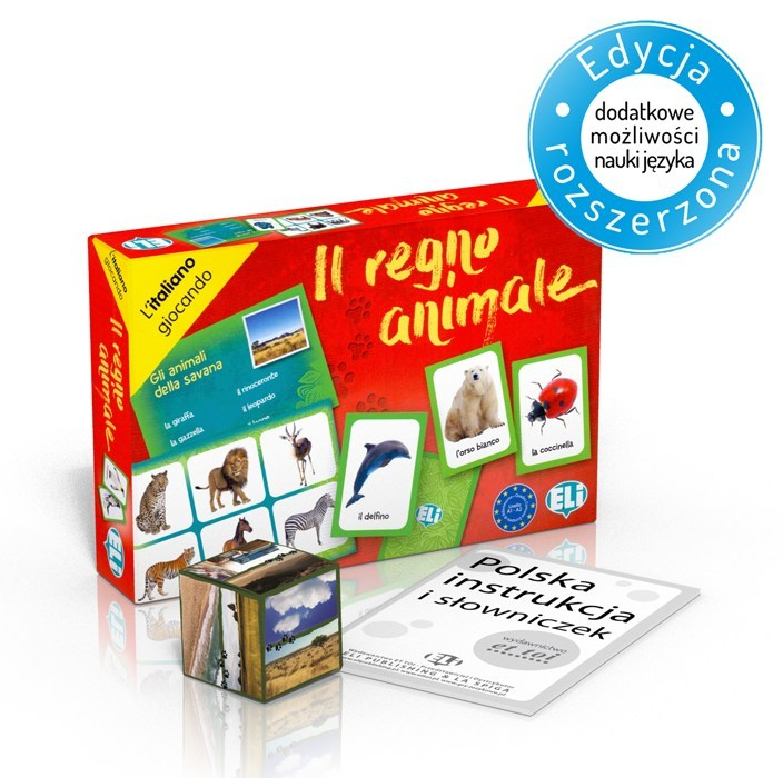 Language game Il regno animale