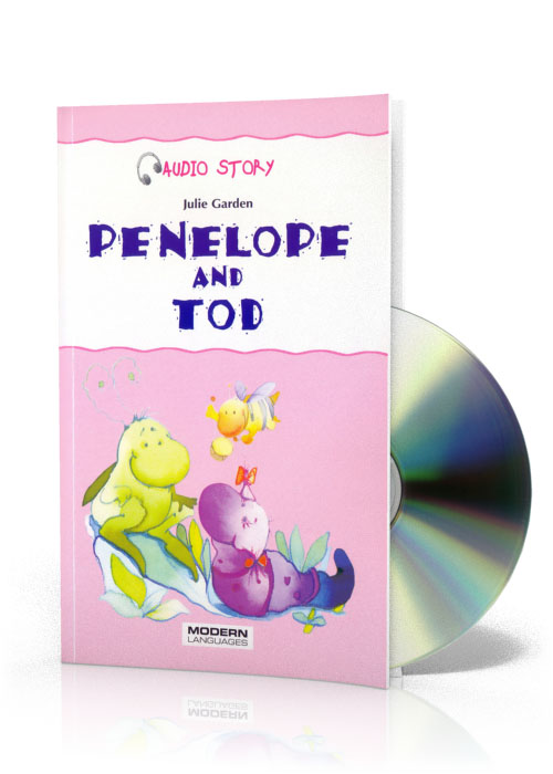 Penelope and Tod + CD audio