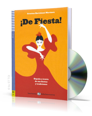 ¡De Fiesta! + CD audio