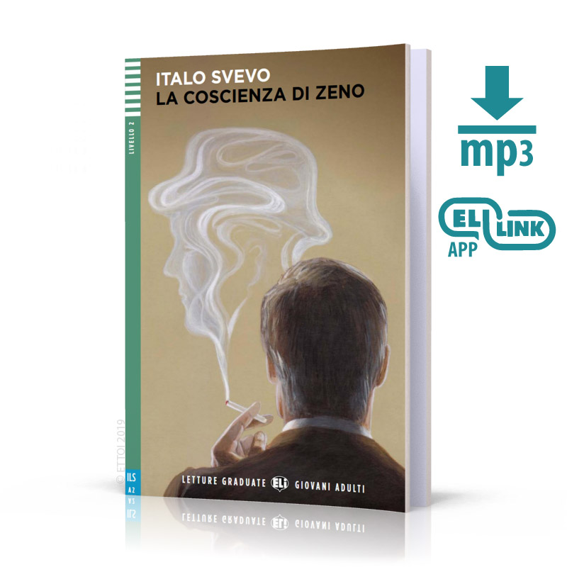 La coscienza di Zeno + mp3 audio