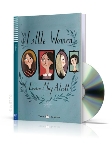 Little Women + CD audio
