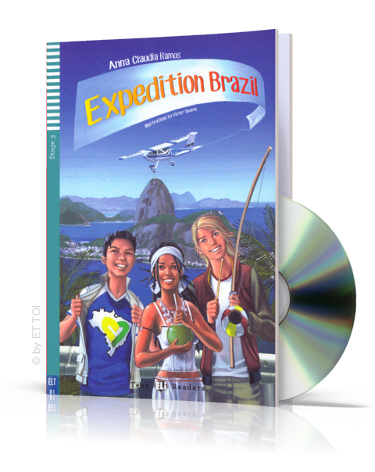 Expedition Brazil + CD audio