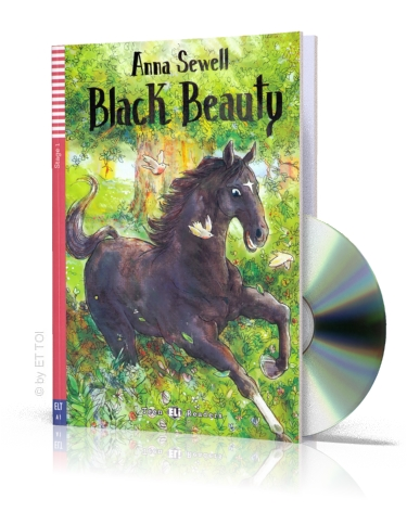 Black Beauty + CD audio