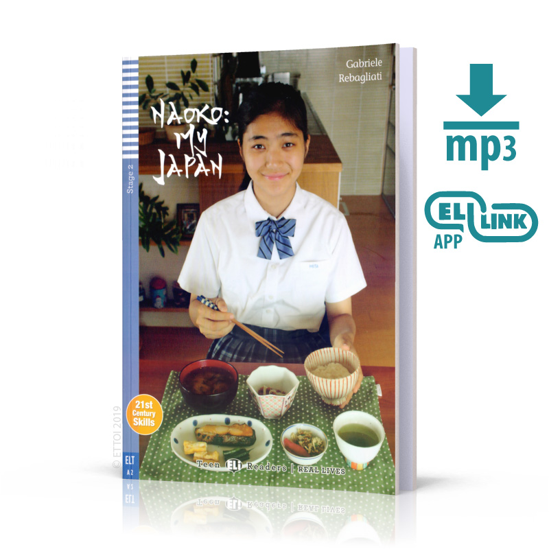 Naoko: My Japan + mp3 audio