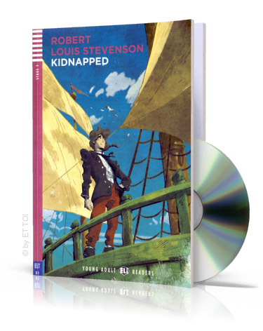 Kidnapped + CD audio